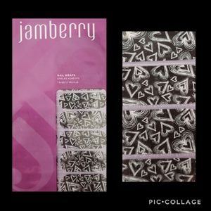 Brand New in Pkg Jamberry Nail Strips